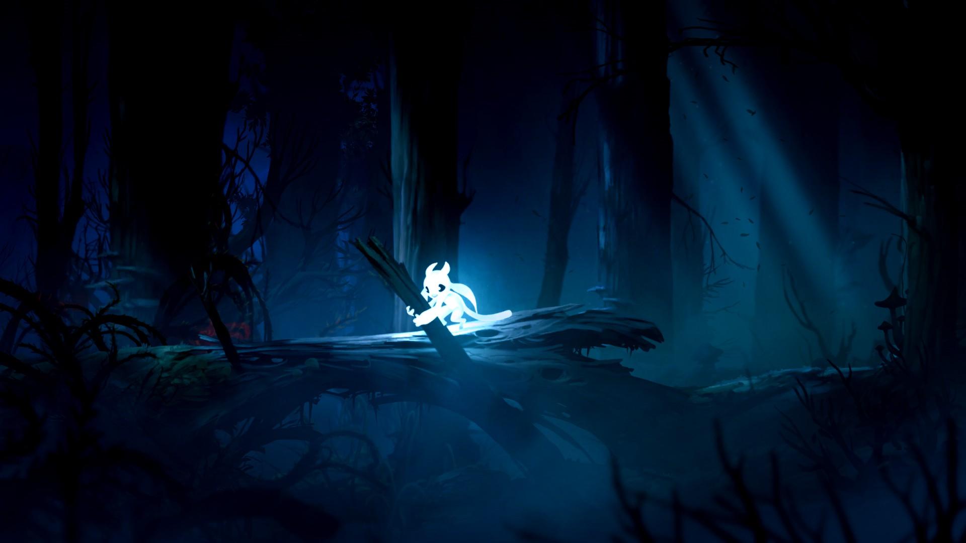 奥日与黑暗森林 图片预览图片