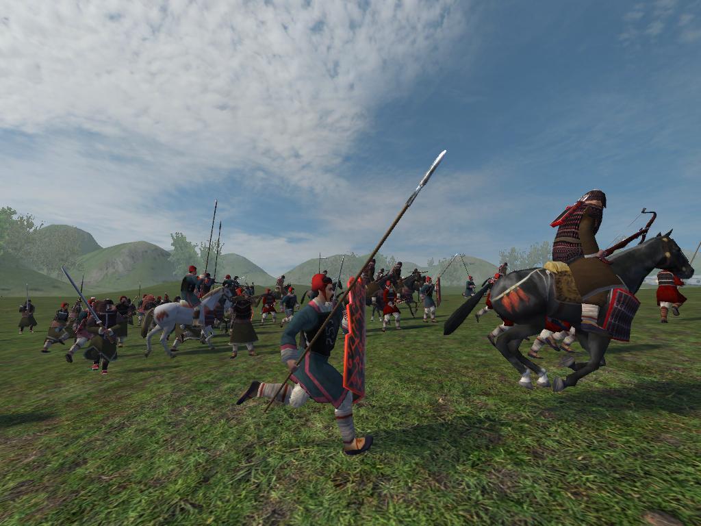 骑马与砍杀:汉匈全面战争中文版图片预览杭州滑翔伞考证图片