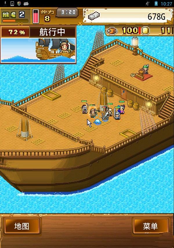 大海贼探索冒险岛电脑版