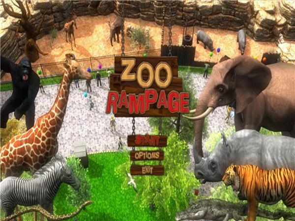 动物园暴怒 图片预览