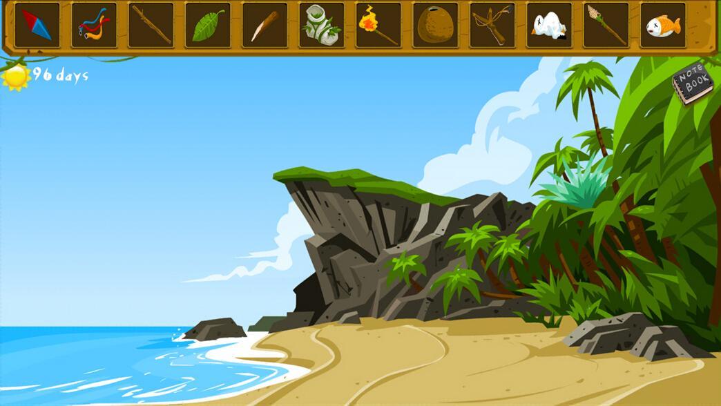 孤岛生存大冒险 v1.0.0 安卓版 图片预览