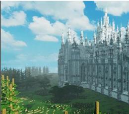 我的世界游戏存档_我的世界米兰大教堂存档V1.0免费版下载