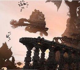 我的世界游戏存档_我的世界云之彼端的魔法宫殿存档V1.0免费版下载