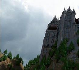 我的世界游戏存档_我的世界十九世纪山顶城堡存档V1.0免费版下载