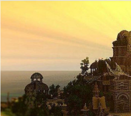 我的世界伽罗华的魔幻城堡存档 V1.0 免费版