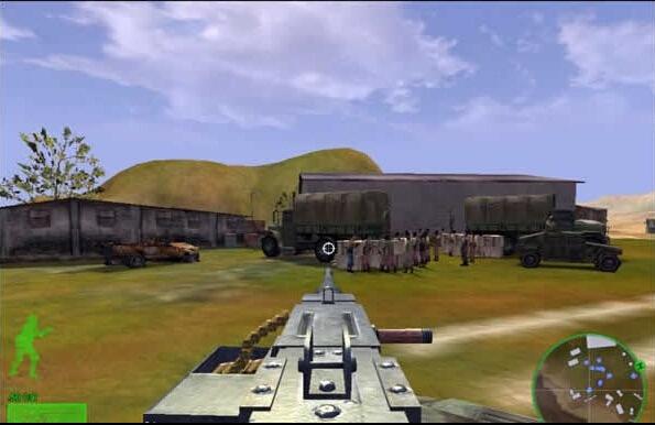 三角洲特种部队5 黑鹰坠落1.2.0中文绿色版
