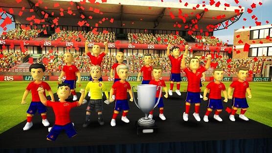 欧洲杯足球2012破解版(付费解锁)V1.9.2 安卓版