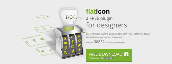 FlatIcon插件