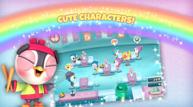 Penguin Diner 3DV1.5.0 IOS版