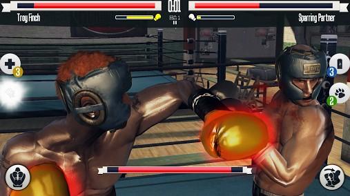 真实拳击免内购版V2.1 修改版