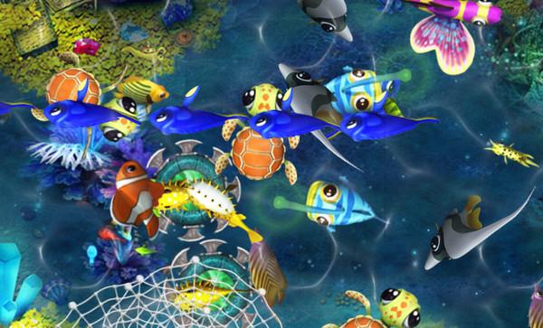 壁纸 海底 海底世界 海洋馆 水族馆 游戏截图 600_363