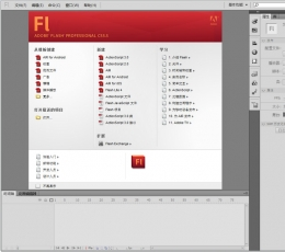 Adobe Flash CS5(免序列号)