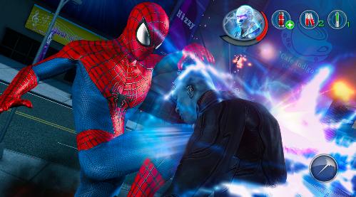 超凡蜘蛛侠2:惊奇再起V1.2.7 内购破解版