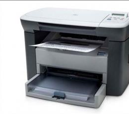 惠普hp1005打印机扫描仪官方驱动2012 最新安装版