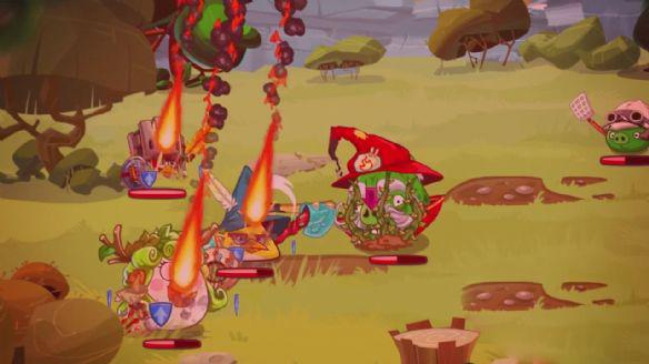 愤怒的小鸟 史诗中文版下载 愤怒的小鸟 史诗单机游戏下载 飞翔游戏