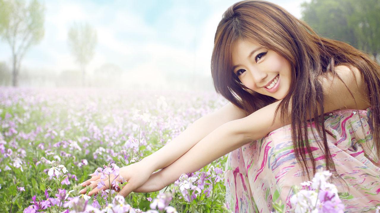青春期2女主角赵奕欢高清壁纸13P