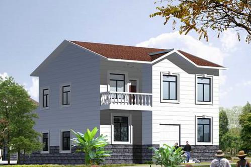 新农村房屋设计图 图片预览