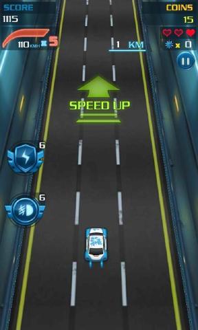 极速飙车V1.3 安卓版