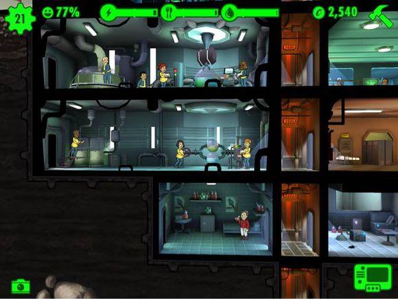 辐射:避难所 电脑版大图预览