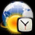 桌面天气时钟插件 LG Optimus V2.2.1