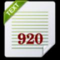 920文本编辑器 920TextEditor V13.7.18
