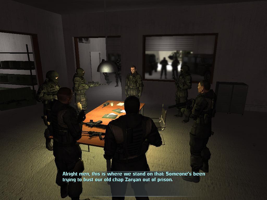 SAS反恐特战队:安全的明天截图2