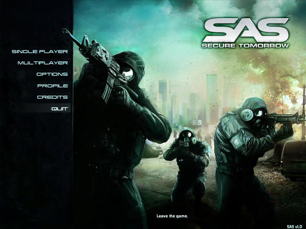 SAS反恐特战队:安全的明天截图8