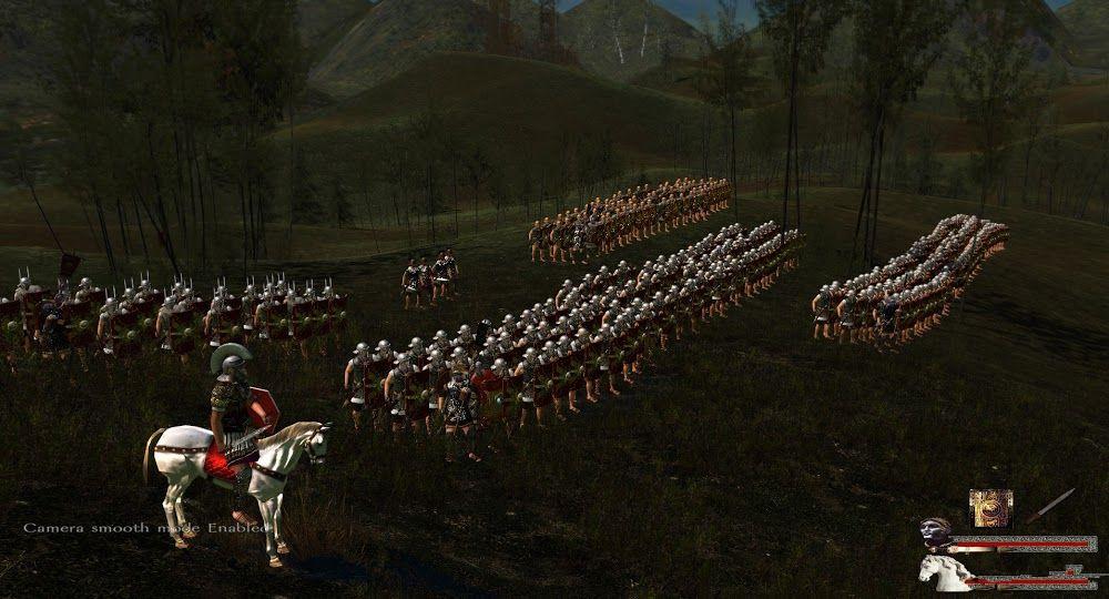 骑马与砍杀罗马大图荣耀预览_骑马与砍杀普洱罗马铁人三项图片