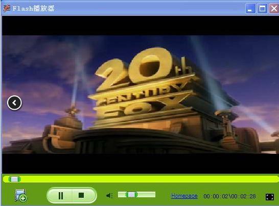 Flash视频播放器电脑版