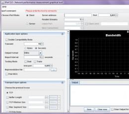 Iperf(网络性能测试工具) V2.0.0 正式版