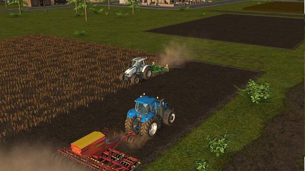 模拟农场16V1.1.1.7 正式版