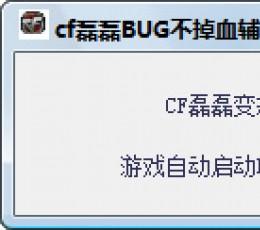 cf磊磊BUG不掉血辅助 V2.8.0 免费版