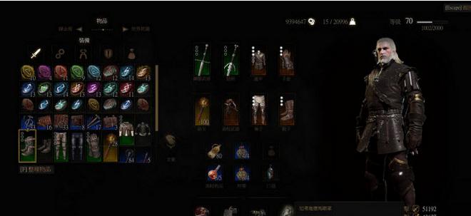 巫师3:狂猎尼弗迦德套装强化mod