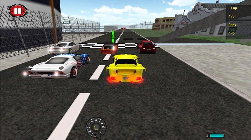 极速飙车V1.5 安卓tv版