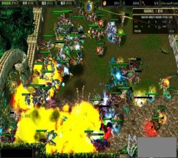 魔兽地图城堡战争 V3.28 最新版