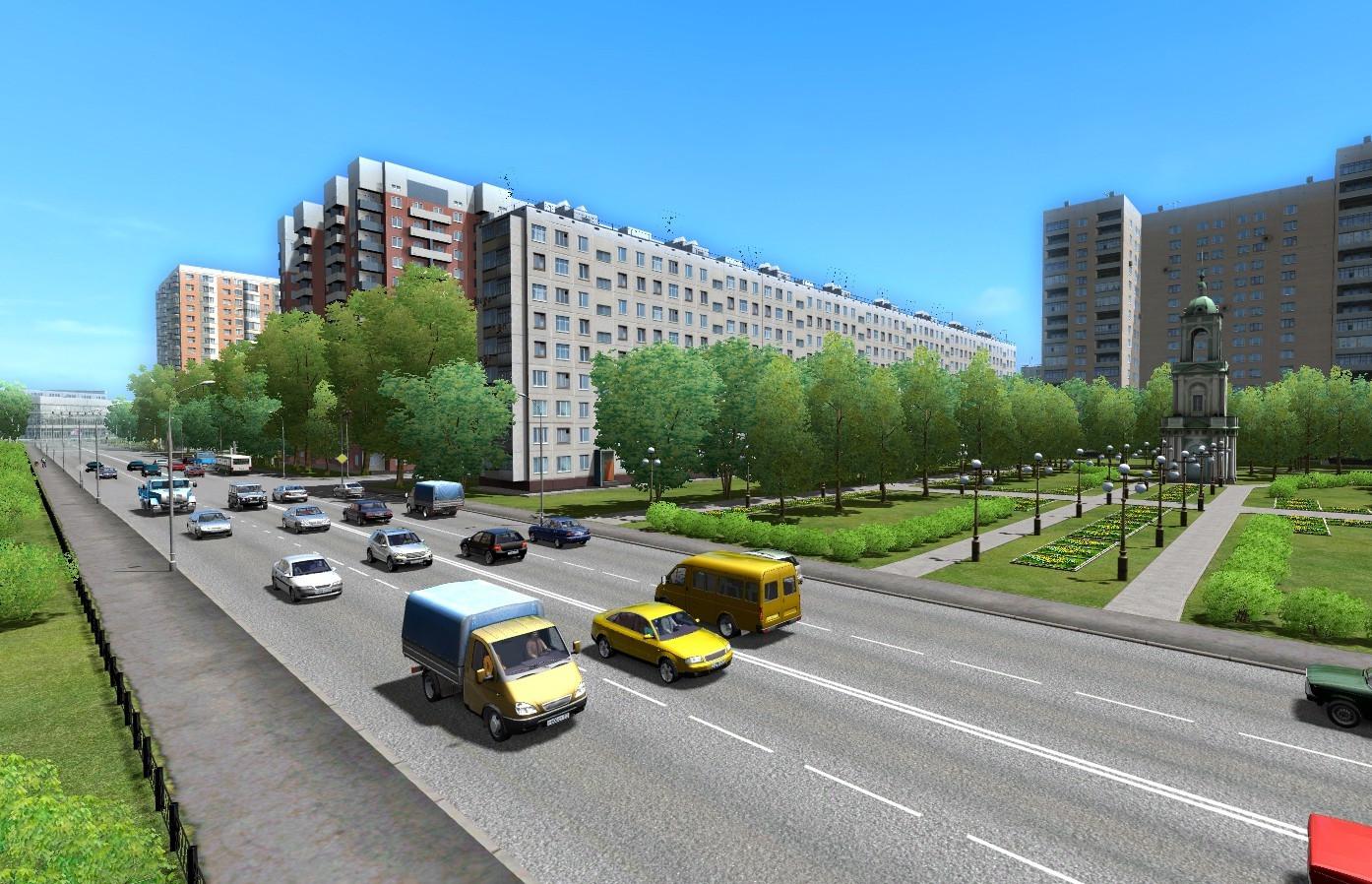 城市汽车驾驶 图片预览