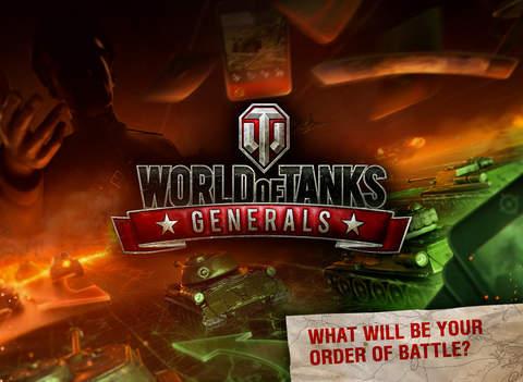 坦克世界:将军(World of Tanks Generals)V1.0 安卓版