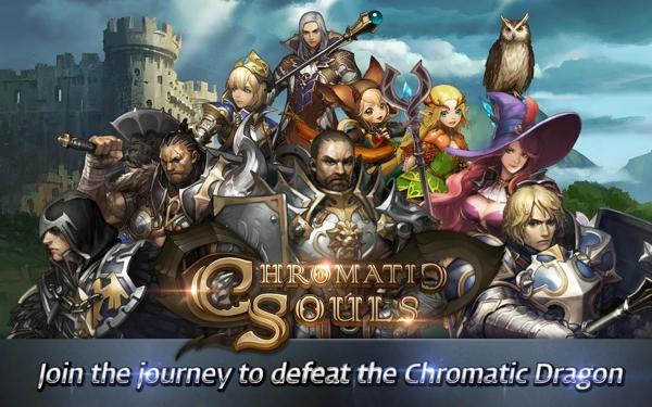 彩色之魂(Chromatic Souls)V1.3.9.481 电脑版