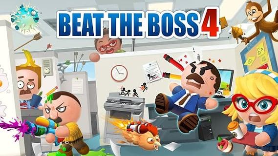 踢飞大老板4(Beat the Boss 4)V1.1.3 破解版
