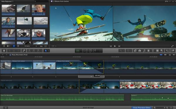 Final Cut Pro XV10.2.2 苹果版截图3