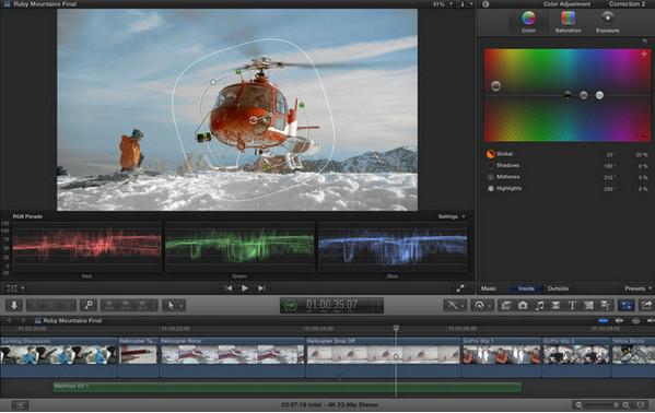 Final Cut Pro XV10.2.2 苹果版截图2