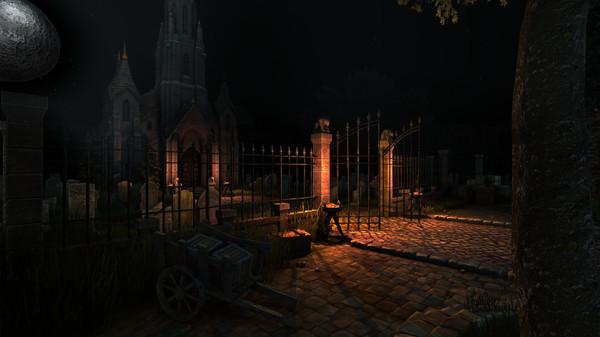 死亡之夜:乌苏拉的复仇截图4