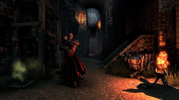 死亡之夜:乌苏拉的复仇截图6