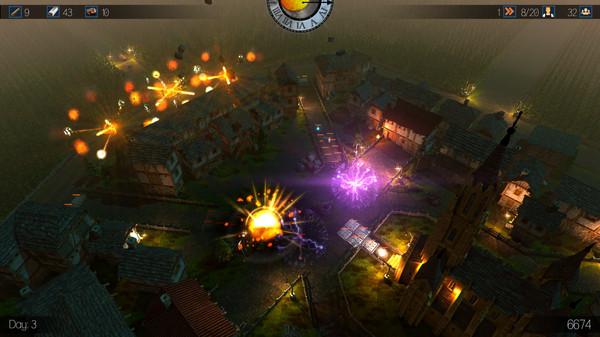 死亡之夜:乌苏拉的复仇截图8