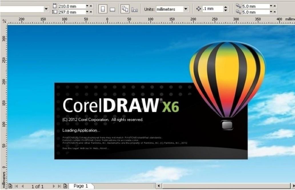 CorelDRAW X6简体中文版