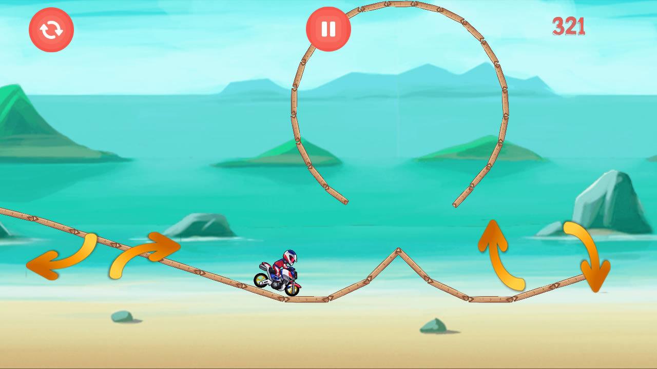 摩托车技赛V1.01 安卓版