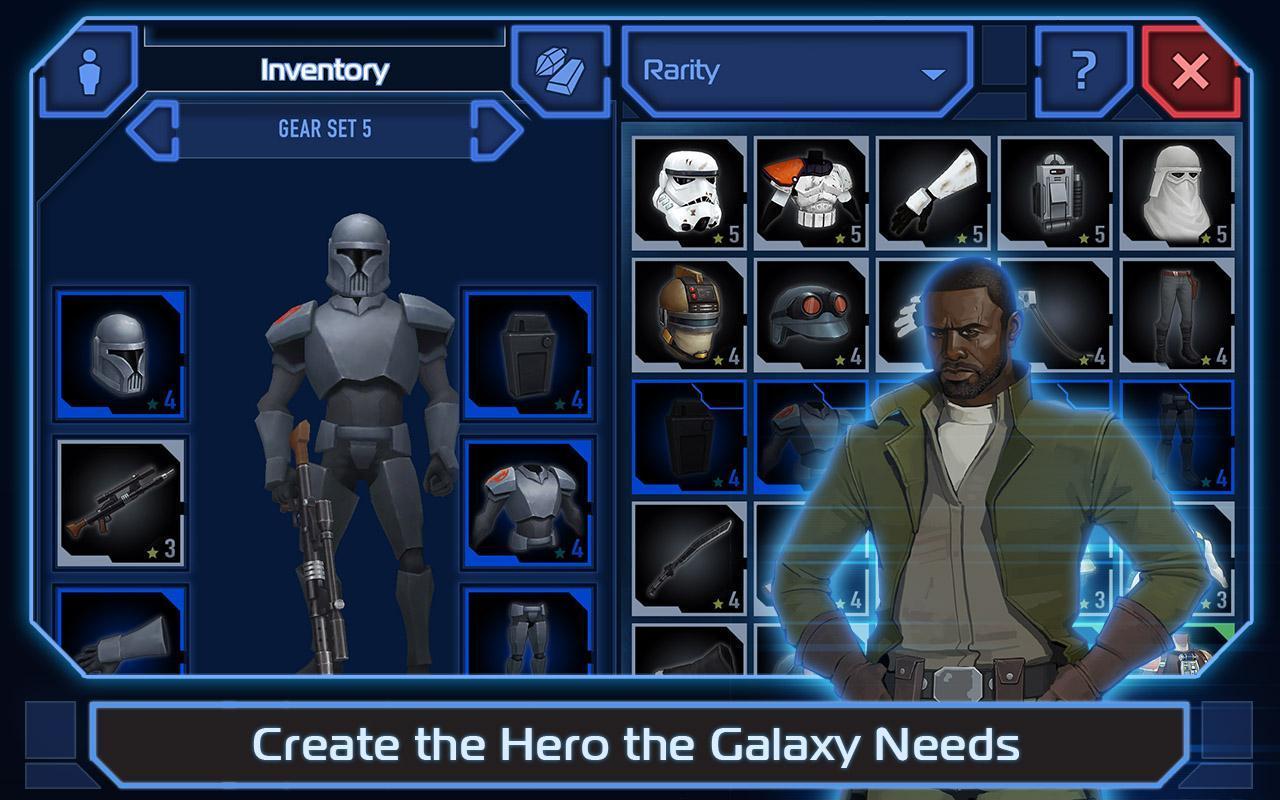 星球大战:起义(Star Wars: Uprising)V2.1.0 安卓版