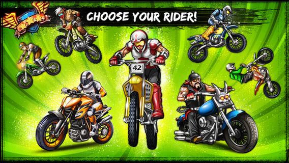 摩托车大冒险V3.2.2 安卓案