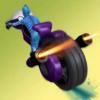 异度空间自行车赛车3D V1.5 破解版