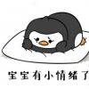 可爱企鹅表情包